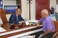 GÖKHAN KARAÇOBAN - Başkan Karaçoban Vatandaşları Dinledi