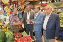SÜLEYMAN YıLMAZ - Başkan Karamercan'dan Esnafa Ramazan Uyarısı