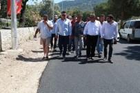 İSMAIL ALTıNDAĞ - Başkan Kocadon Gündoğan'da İncelemelerde Bulundu
