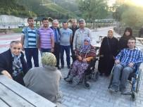 SEVGISIZLIK - Başkan Şahin Engelli Vatandaşlarla Bir Araya Geldi