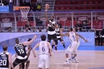 MAXIM - Beşiktaş, Anadolu Efes'i 1 Sayısıyla Devirdi