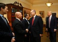20 DAKİKA - Beyaz Saray'da Heyetlerarası Görüşme Sona Erdi