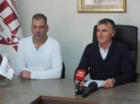 SAMSUNSPOR - Bilgen Süngü Açıklaması 'Süper Lig Hakemi İstiyoruz'