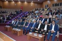 ABDULLAH DEMIR - Bingöl'de 'Zaza Tarihi Ve Edebiyatı' Paneli