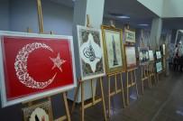 HAT SANATı - Bitlis'te 'Hüsn-İ Hat Ve El İşleri' Sergisi