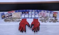 Cezaevinden Kaçıp 6 İş Yeri Soyan Hırsız Suçüstü Yakalandı