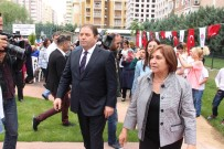 SELVİ KILIÇDAROĞLU - CHP Liderinin Eşi Selvi Kılıçdaroğlu, Engellileri Yalnız Bırakmadı