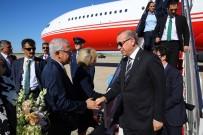 Cumhurbaşkanı Erdoğan'a ABD'de sevgi seli