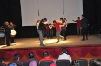 KAYSERİ LİSESİ - Develi'de Gençlik Haftası Kutlamaları