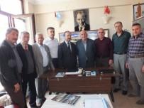 ALI ÖZKAN - Develiler Derneğinde Dr. Ahmet Özyalçın Yeniden Başkan