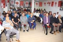 İBRAHIM ERDOĞAN - Edremit MHP'de Kongre Heyecanı
