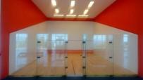 ÇIÇEKLI - Edremit'te Squash Ve Boulder Salonları Açıldı