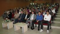 PSİKİYATRİ UZMANI - Elazığ'da Engelli Bireylerle İlgili Eğitim Söyleşisi