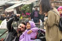 FOTOĞRAFÇILIK - Engelli Fotoğraf Sanatçısı Adayları Tarihi Mekanları Görüntüledi