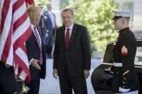 KÜRESEL BARIŞ - Erdoğan'dan Beyaz Saray'da 'YPG/PYD' Mesajı