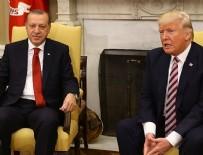 Erdoğan Trump'tan FETÖ'nün iadesini istedi