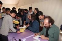 ERCAN YILMAZ - Erzurumlu Gençler Yazarlarla Buluşuyor