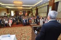 DICLE ÜNIVERSITESI - 'Farklı Boyutlarıyla İç Göç Çalıştayı'