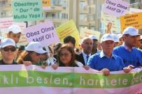 BİSİKLET YOLU - Fatma Şahin Obezite İçin Yürüdü