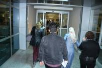 TUTUKLAMA KARARI - FETÖ'den Aranan Kadın Doğum İçin Hastaneye Gidince Yakalandı