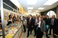 AHMET ŞİMŞİRGİL - Gaziantep 2. Kitap Fuarı 98 Bin 500 Ziyaretçi Ağırladı