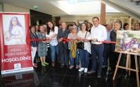 PORTRE - Gaziemir'de Kursiyerin Resim Sergisi Tam Not Aldı