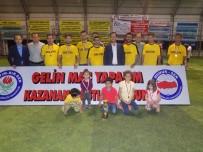 MEMUR SEN - 'Gelin Maç Yapalım Kazanan Dostluk Olsun' Turnuvası Sona Erdi