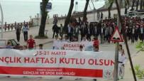 YASIN ÖZTÜRK - Gençlik Haftası Renkli Görüntülere Sahne Oldu
