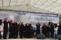 ENGELLİ VATANDAŞ - Gölbaşı Belediyesi Engellileri Yalnız Bırakmadı