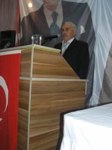Gönen MHP'de Yeni Başkan Nazmi Ekinci