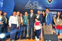 GÖRME ENGELLİLER - Görme Engelli Arda, TÜBİTAK'ta Türkiye 3'Üncüsü Oldu