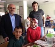 ALI ÖZDEMIR - Hisarcık 15 Temmuz Demokrasi Şehitleri Anadolu Lisesi Özel Öğrencileri Misafir Etti