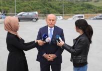 KADIR TOPBAŞ - İBB Başkanı Kadir Topbaş, ' Dergiyi Kapattık. Dergide Yapılan Ahlaksız Ve Adilik.