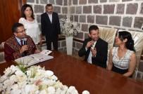 İşitme Engelli Çiftin Nikahını Başkan Veysel Tiryaki Kıydı