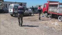 KAÇAK MAZOT - İstanbul'da 13 Ton Kaçak Akaryakıt Ele Geçirildi