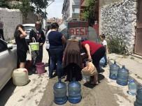 GÖRECE - İzmir'de Damacanalarla Su Çilesi