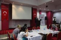 TOPLUM MERKEZİ - Kadın Kültür Merkezleri Model Arayışı Çalıştayı Başladı
