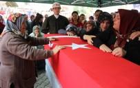 MÜFTÜ YARDIMCISI - Kalp Krizi Sonrası Hayatını Kaybeden Asker Son Yolculuğuna Uğurlandı