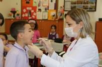 KARTAL BELEDİYESİ - Kartal Belediyesi'nden Öğrencilere Sağlık Taraması