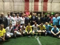 Kaymakamlık Futbol Turnuvası Sona Erdi