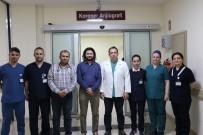 AHMET OĞUZ - Kayseri Eğitim Ve Araştırma Hastanesinde Kapalı Kalp Ameliyatı