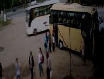 ÖLÜMLÜ - Kazada ölen 24 kişinin mola görüntüleri ortaya çıktı