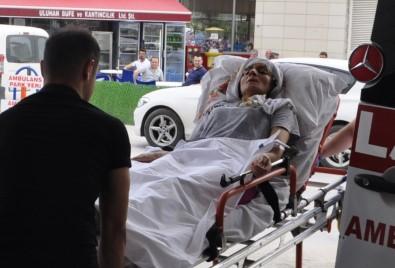 Kiracılar ev sahibi yaşlı kadını hastanelik edince mahalle karıştı