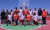 KÜÇÜKÇEKMECE BELEDİYESİ - Küçükçekmece, Göller Arası Basketbol Turnuvası Şampiyonu Oldu