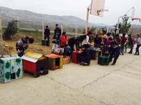 Kulplu Öğrenciler Sokak Hayvanları İçin Barınak Yaptı