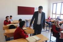 SULTAN AHMET - Kulu'da Hafız Adayı Öğrencilere Ziyaret