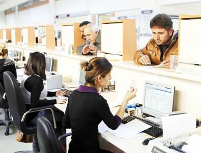 Kamu çalışanlarına büyük reform