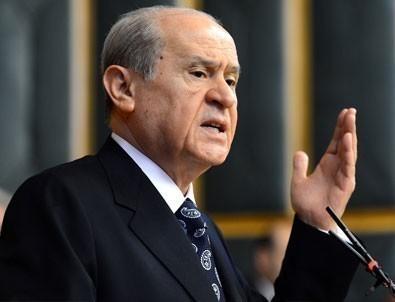 Bahçeli: Erdoğan'ın arkasında milletimizin duası var