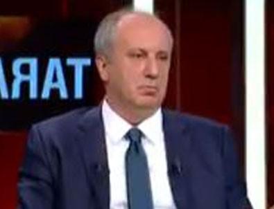 Muharrem İnce'den Ankara gafı