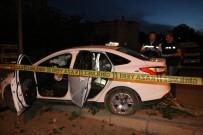 MEVLANA CELALEDDİN RUMİ - Otomobile Silahlı Saldırı Açıklaması 1 Yaralı